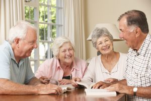 La residence seniors