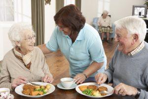 Maison de retraite et vie sociale