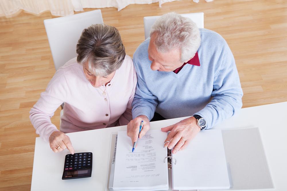 Le dossier d'inscription en maison de retraite