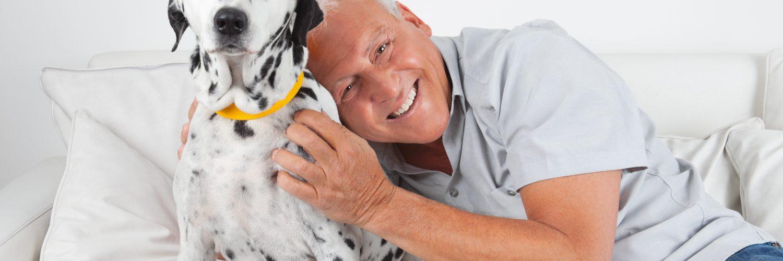 Le chien, meilleur allié des seniors